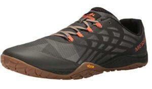 价格最实惠的越野跑鞋 Merrell Men's Trail Glove 4 Runner