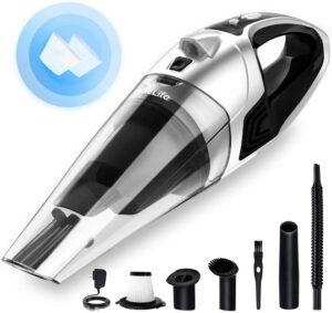 附件吸嘴最多的一款手持吸尘器 VacLife Handheld Vacuum ( 无线 )