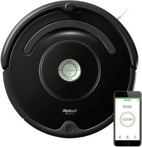 非常畅销的一款扫地机器人 iRobot Roomba 675 Robot