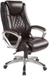 Bowthy Big and Tall Office Chair 400lbs Computer Ergonomic Desk Chair
