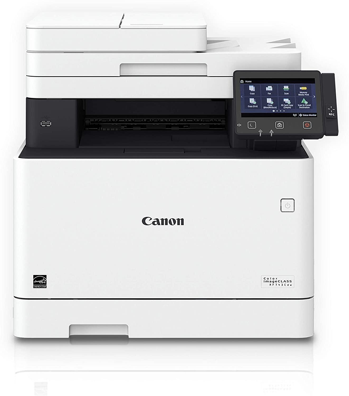 Canon Color imageCLASS MF743Cdw Laser Printer
