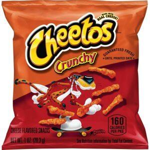 Cheetos香脆奶酪风味小吃