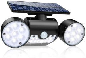 GoerTek Adjustable Solar Lights