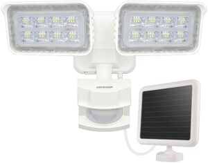 LEPOWER Solar Security Light