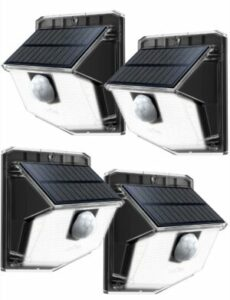 LITOM Solar Security Light
