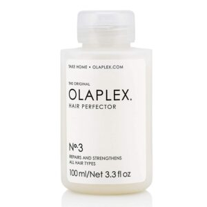 修复头发效果非常好的发膜:Olaplex Hair Perfector No 3 Repairing Treatment