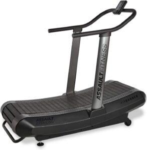 帮你燃烧卡路里的跑步机 Assault Fitness AirRunner