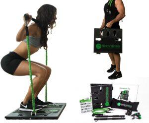 最佳便携式健身器材 Full Portable Home Gym Workout Package