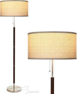 最佳现代LED落地灯 Floor Lamp for Mid Century Modern Living Rooms