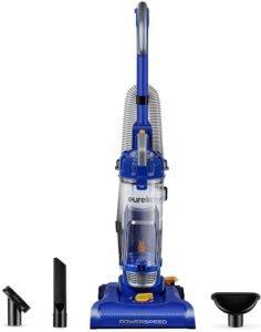 最适合清理大房间的吸尘器 Eureka NEU182A PowerSpeed Bagless Upright Vacuum Cleaner, Lite
