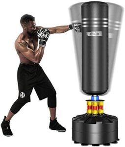 最适合练拳击的沙袋 Dripex Freestanding Punching Bag