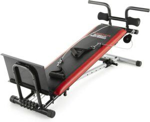 简易锻炼全身的工具 Weider Ultimate Body Works