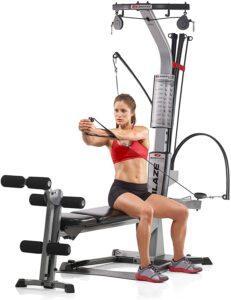 适合全身锻炼的整体最佳健身设备 Bowflex Home Gym Series