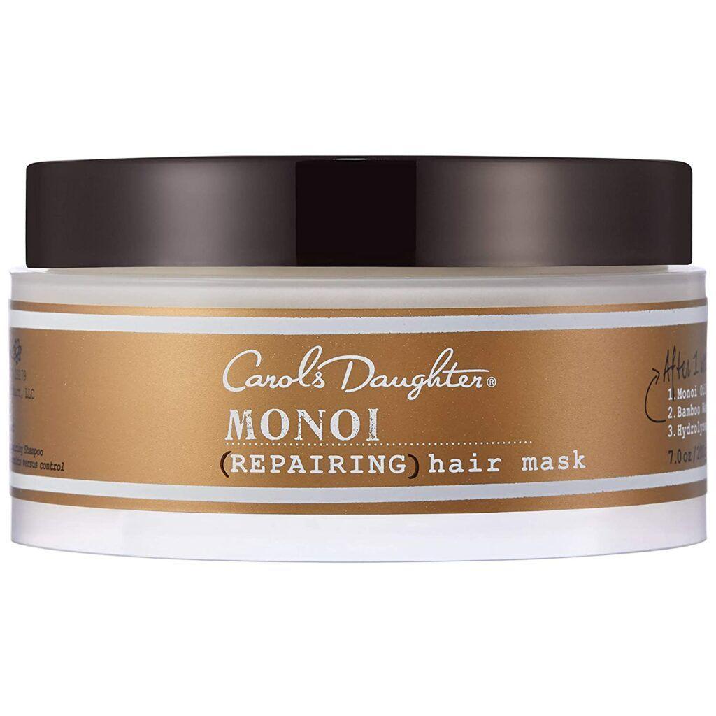 适合自然卷的发膜 Carol's Daughter Monoi Repairing Hair Mask