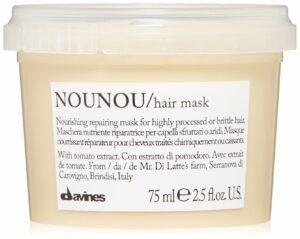 非常有营养的发膜 Davines Nounou Hair Mask