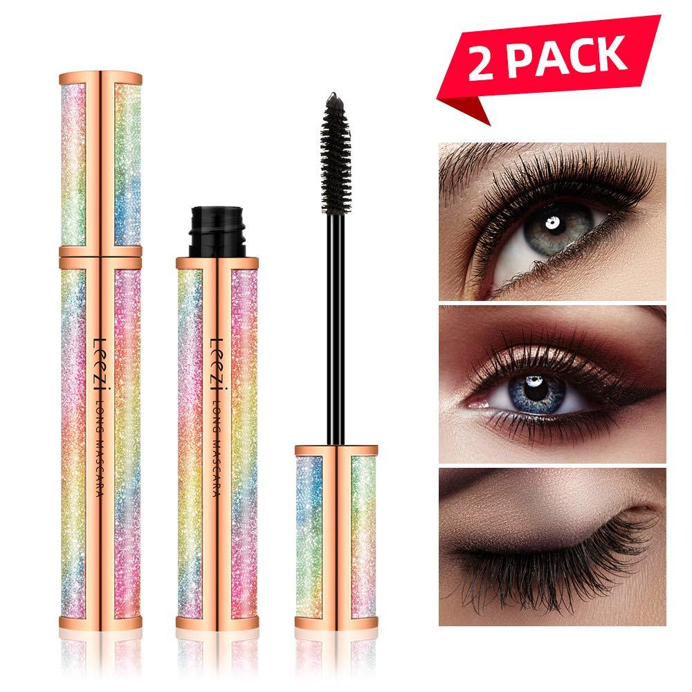 4D Silk Fiber Eyelash Mascara Waterproof