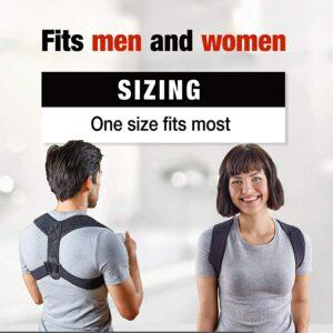 ACE Posture Corrector Fits Men and Women姿势矫正器