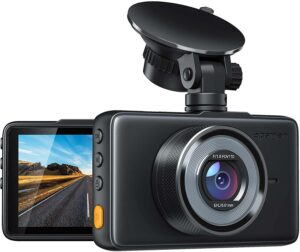 美国最佳行车记录仪APEMAN Dash Cam