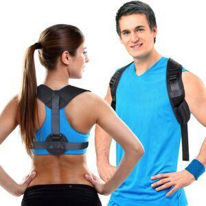 Aroamas Posture Corrector for Women & Men