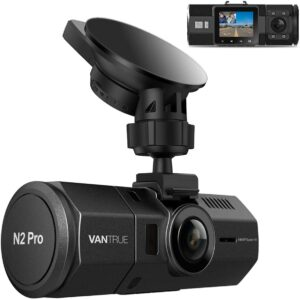 Vantrue N2 Pro Uber Dual Dash Cam