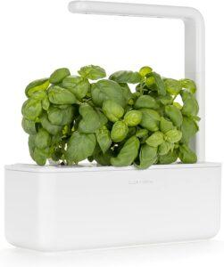 促进植物生长的智能花园Click and Grow Smart Garden 3 Indoor Herb Garden