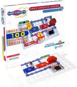 儿童积木电子电路玩具 Elenco Snap Circuits Jr. SC-100