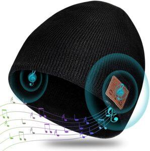 具有蓝牙功能的帽子 ColoFocus Bluetooth Beanie Hat for Men