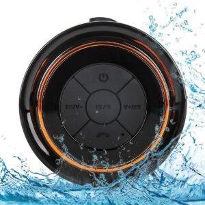 可以淋浴中使用的蓝牙音箱 Bluetooth shower speakers