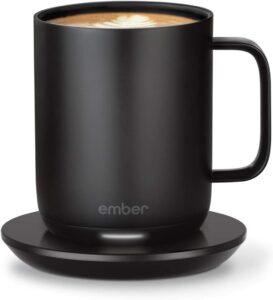 可以远程控制温度的咖啡杯 App Controlled Heated Coffee Mug
