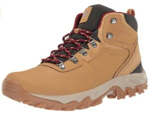 哥伦比亚男士防水远足靴 Columbia men's newton ridge plus ii waterproof hiking boot shoe