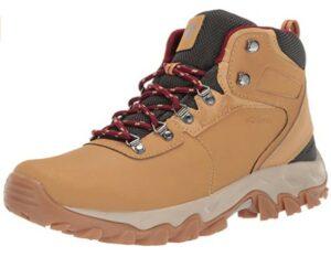哥伦比亚男士防水远足靴 Columbia men's newton ridge plus ii waterproof hiking boot shoe