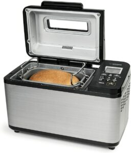 在家里就可以做出美味面包的象印牌面包机 Zojirushi Home Bakery Virtuoso Plus Breadmaker