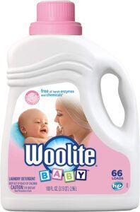 宝宝洗衣液推荐Woolite Baby Laundry Detergent
