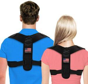 帮助你纠正坐姿和站姿的神器背背佳 Posture Corrector For Men And Women