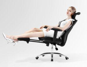 性价比非常高的一款办公椅 SIHOO Ergonomics Office Chair Recliner Chai