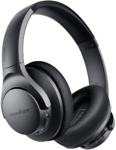 性价比高价格便宜的降噪耳机 Anker Soundcore Life Q20