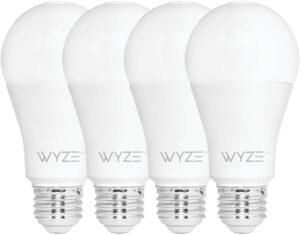 最简单实用的智能灯泡:Wyze Bulb A19 LED Smart Light Bulb