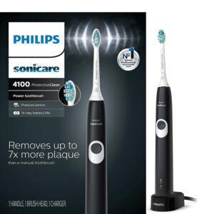 最超值的一款电动牙刷 Philips Sonicare ProtectiveClean 4100 Rechargeable Electric Toothbrush
