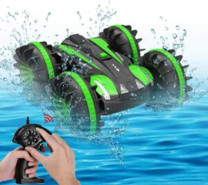 水陆两用的玩具车(适合送给5-10岁的小男孩玩具) Seckton Toys for 5-10 Year Old Boys