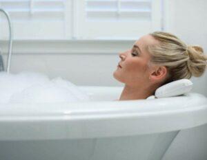 泡澡用的头垫 GORILLA GRIP Original Spa Bath Pillow