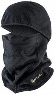 滑雪面罩冬季面罩,适用于寒冷天气防风透气, 男士女士均可用 AstroAI Balaclava Ski Mask Winter Face Mask