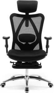符合人体工程学的办公椅 SIHOO Ergonomics Office Chair Recliner Chair