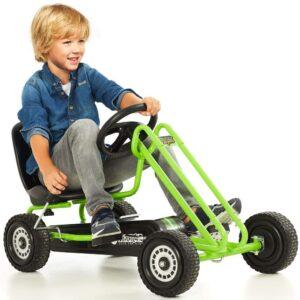 脚踏卡丁车 Pedal Go Kart Ride On Toys for Boys & Girls
