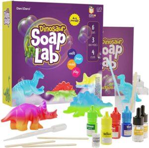 节日快乐套装 Dino Soap Making Kit for Kids