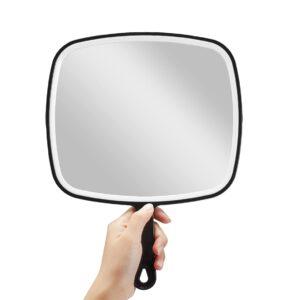 超大号带把手的手持镜
