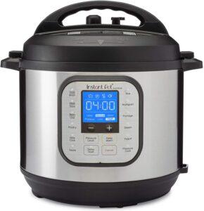 适合初学者使用的7合一压力锅:Instant Pot Duo Nova Pressure Cooker 7 in 1