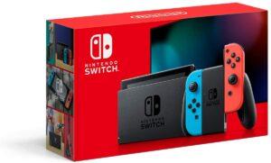 适合家庭一起玩的游戏机Nintendo Switch