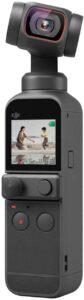 适合记录生活视频的迷你摄像机:DJI Pocket 2
