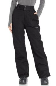 非常畅销的女式滑雪裤 Arctix Women's Insulated Snow Pants
