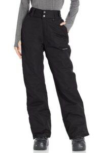 非常畅销的女式滑雪裤 Arctix Women's Insulated Snow Pants